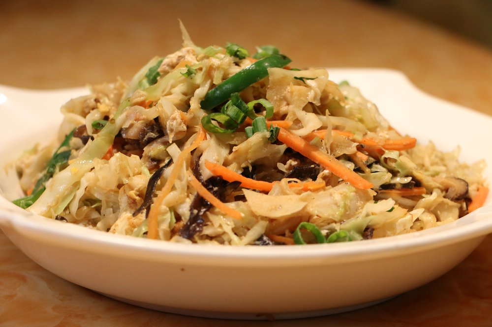 Moo Shu Vegetable